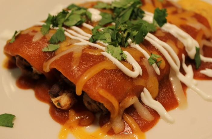 Tacos & Enchiladas